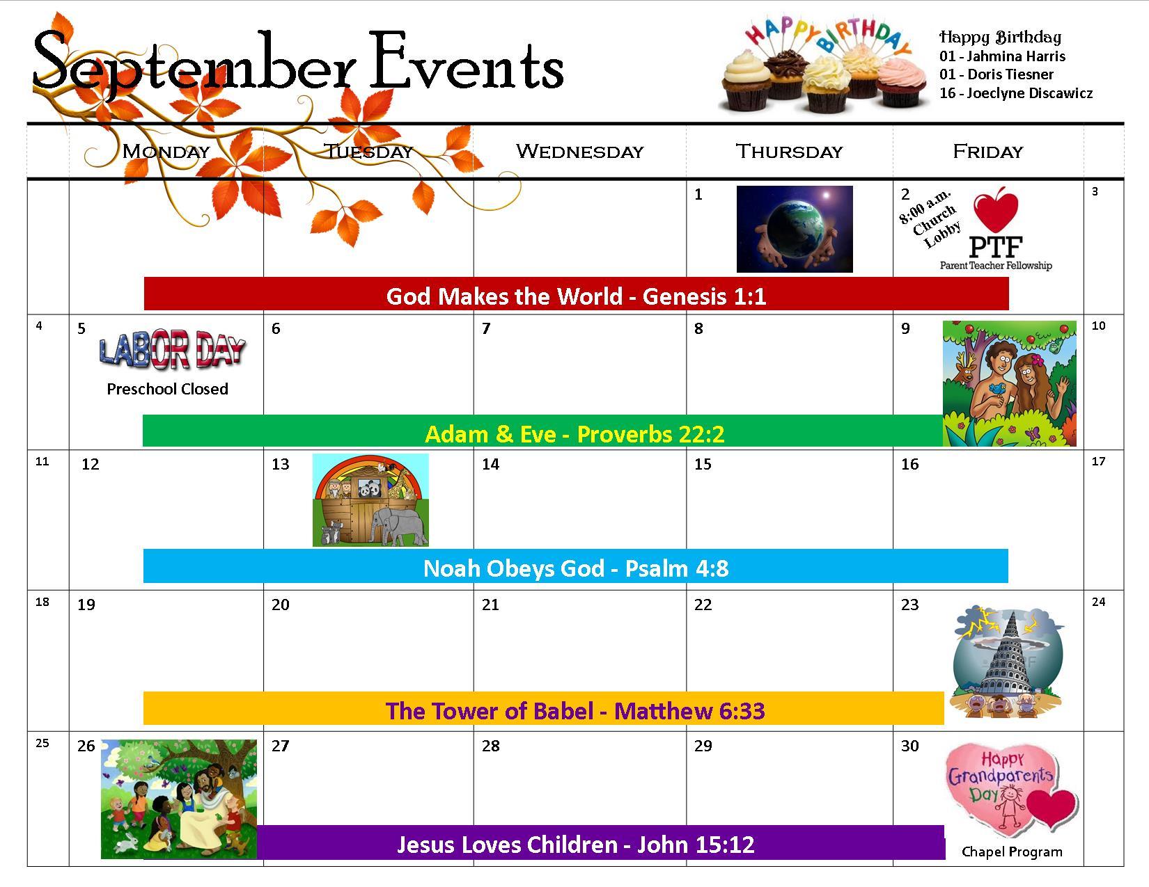 9 September 2016 Event web